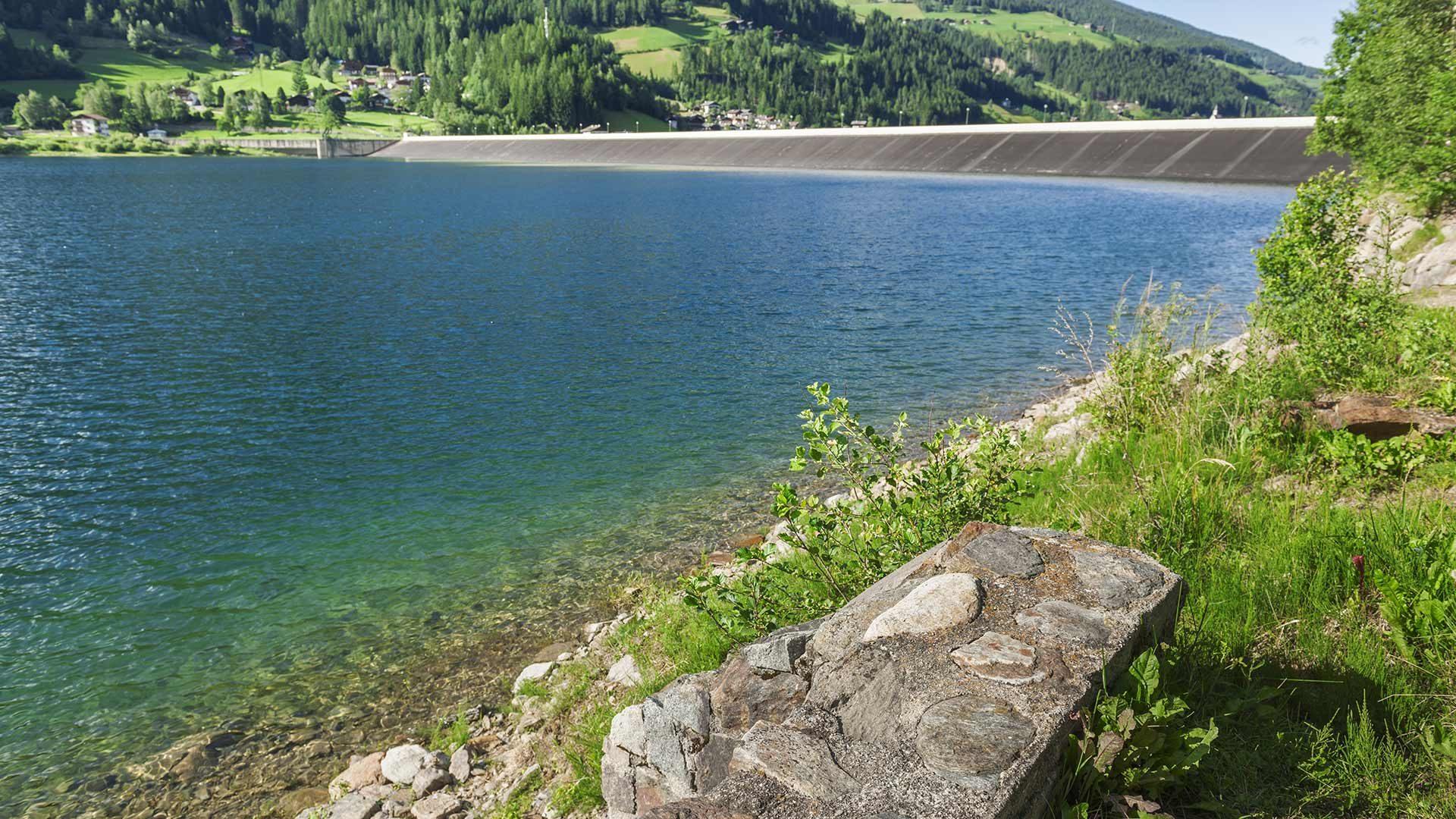 Giro del lago di Zoccolo