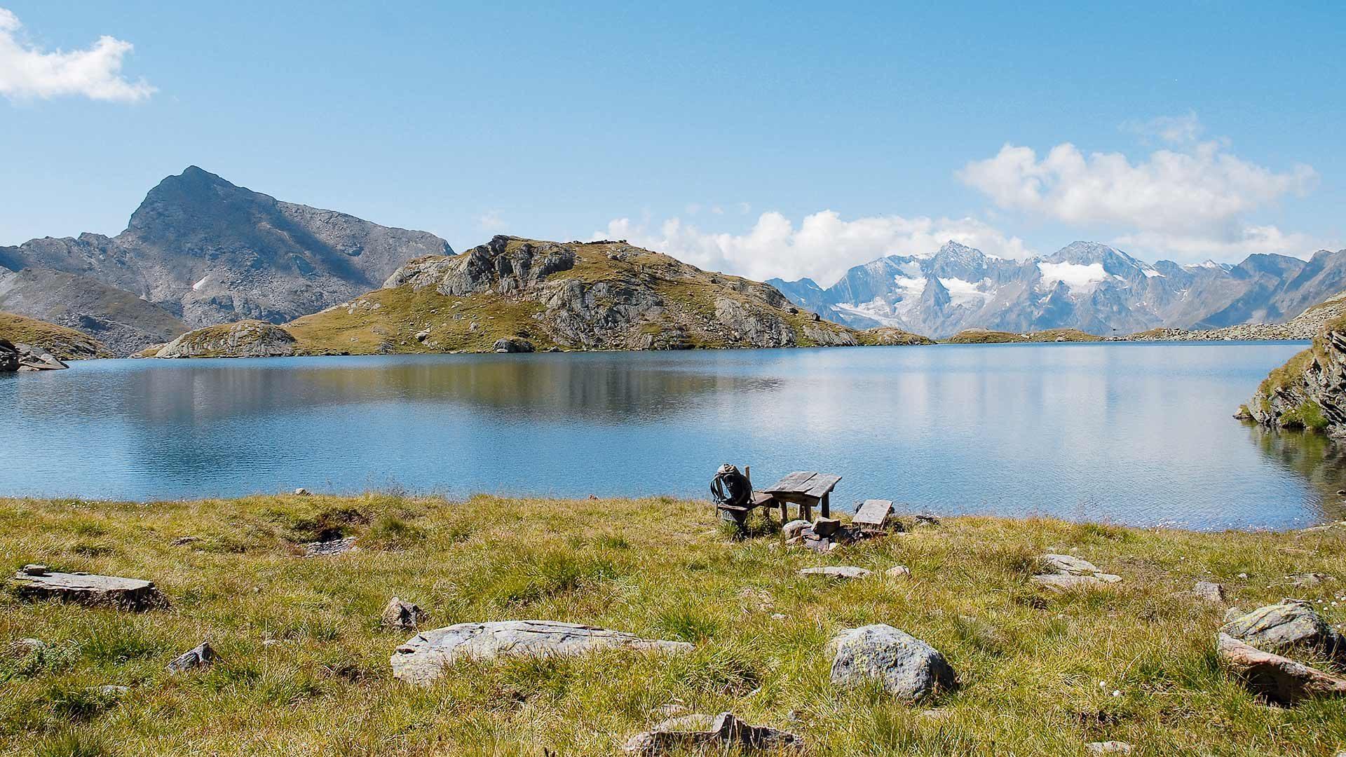 Passeggiata al lago Nero
