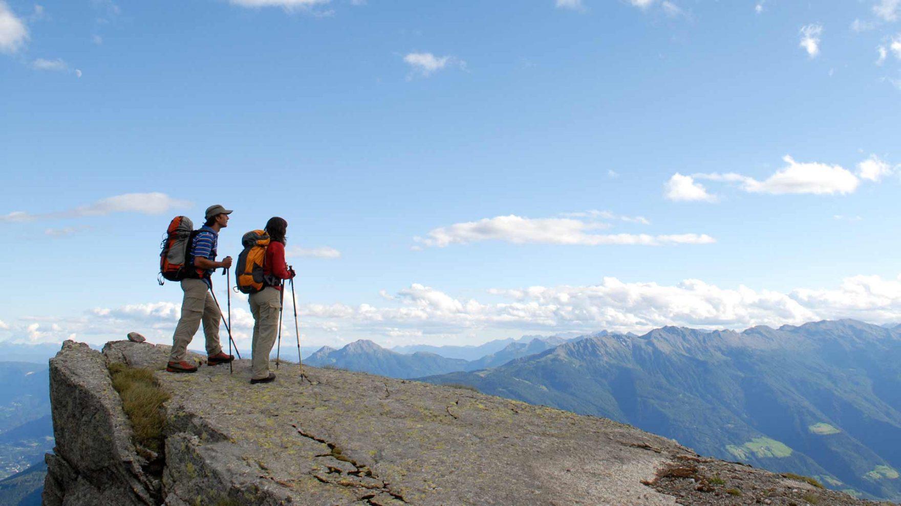 Escursione in montagna a Merano e dintorni